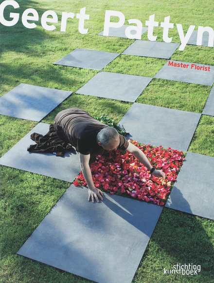 Fleur Creatif Magazine: Monograph in the bookshop: Geert Pattyn master florist