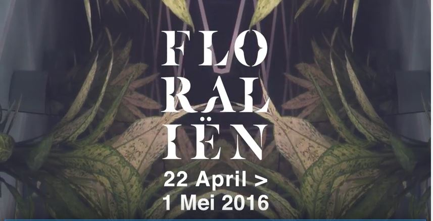 [video] Flowers & plants in a unique dialogue in the citycenter of Ghent (B)