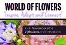 """IFTF """"world of flowers 2016"""" opens it's doors in a few weeks"""