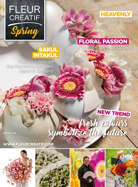 Fleur Créatif_ spring edition 2018_ the world of flowers