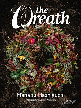 the wreath book bookshop bookstore floral art manabu hashiguchi summer sale fleur creatief florist floral design flowers plants inspiration discount buy now