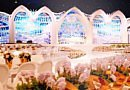 Enjoy beautiful wedding arrangement in Middle East [MOVIE]