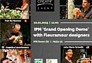 Grand Fleuramour Demo Show at IPM ESSEN