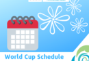 Flower World Cup Schedule