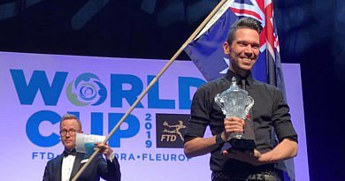 Long Interview With The New World Champion, Bart Hassam