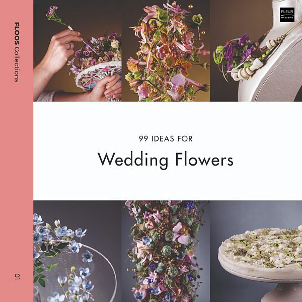 Fleur Creatif Fleur Magazine books shop Floos Collection Wedding Flowers bride bridal floral creations designs step by step instructions international floral artist platform ceremonies celebrations technical support bridal bouquets floral jewels table decorations