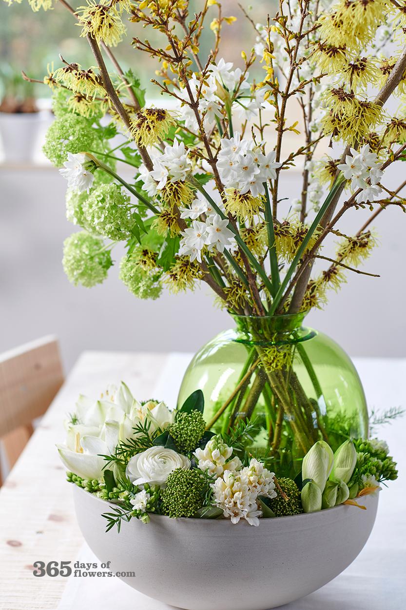 365 days of flowers bouquet spring fresh start january floral inspiration Fleur Creatif