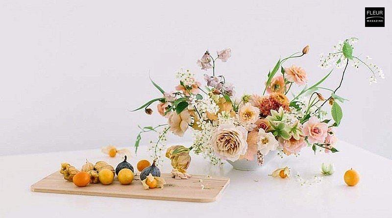 La musa de las flores instagram flowers design Fleur Creatif Magazine