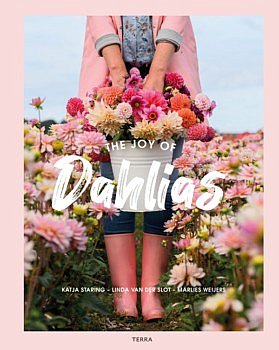 The joy of dahlias book read bookshop flowers floral art inspiration diy tips and tricks lovers of floral art magazine fleur creatif belgium
