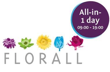 FLORALL event trade fair