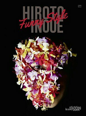 New book in the Fleur Créatif Magazine bookshop: Funny Style by Hiroto Inoue. About using the smallest materials to create a background for a floral design.