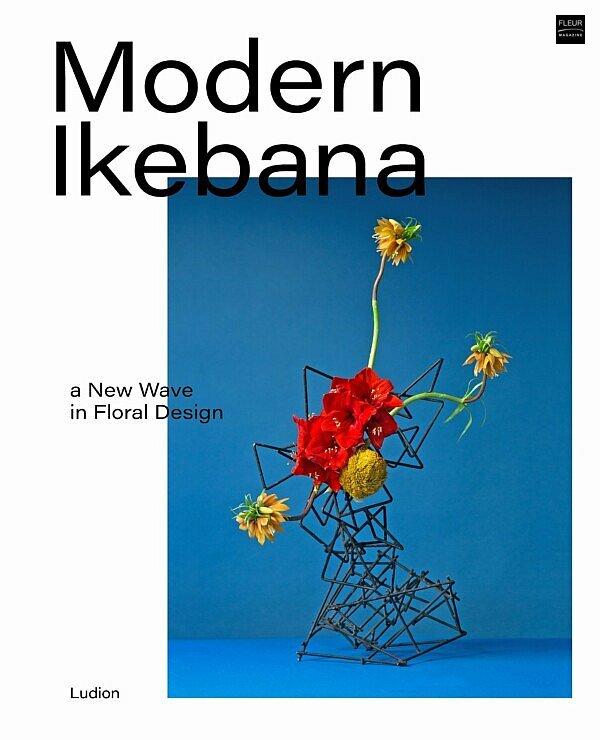Modern Ikebana fleur creatif magazine floral art floral artists japense floral art floral design floristry florists flower arrangement books bookstore bookshop webshop floral books inspiration ideas