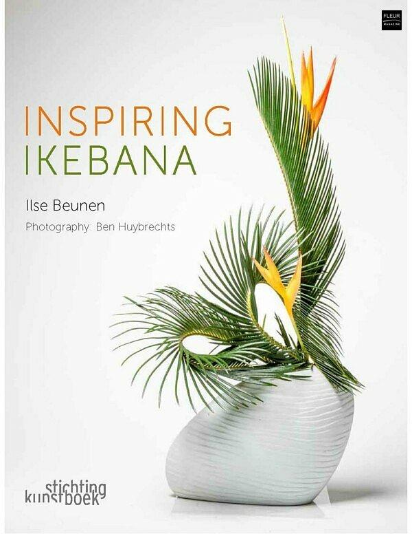 New in the Fleur Creatif Bookshop: Inspiring Ikebana
