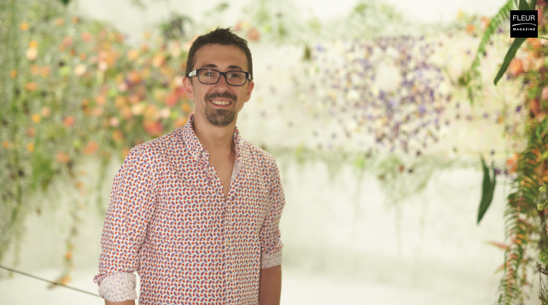 In the new Fleur Creatif spring issue, you will find a portrait of and an interview with French master floral artist_Frédéric Dupré. He show some of his masterpieces in the magazine. Buy yours know in the Fleur Creatif bookshop.
