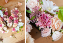 Mother's Day in the UK | Floral Monogram