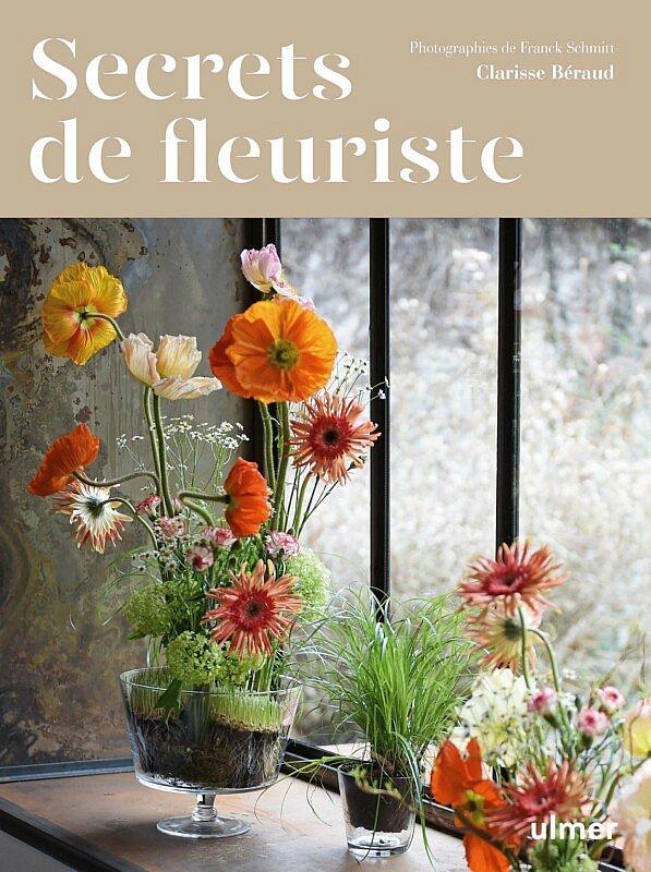 New book in the Fleur Creatif Bookshop: Secrets de fleuriste