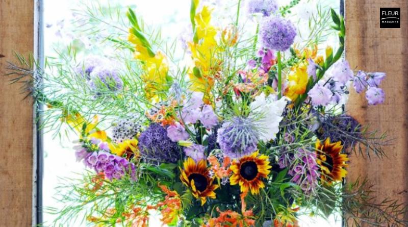 Fleur Creatif Magazine: Big Bouquet Inspiration
