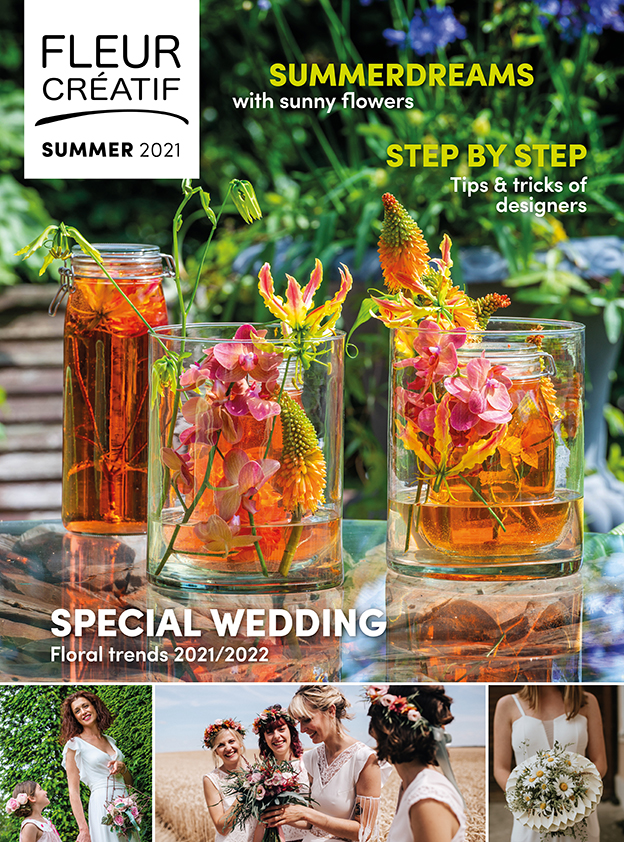 The new Fleur Créatif summer 2021 issue is out now! Find out more about it here.