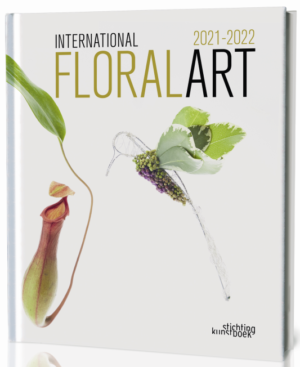 New in the Fleur Creatif Bookshop: International Floral Art 2021-2022. Free shipping if you order before 15 June 2021.