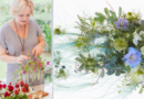 A Floral Interview with Teresa Skues about the new International Floral Art publication