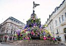 Guerrilla floral artist makes London explode with flowers
