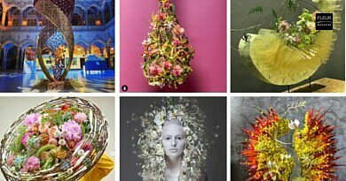 EURO-POLL | Which floral designer made the most beautiful flower arrangement?