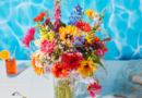 Your Sunny Summer Holiday In A Bouquet