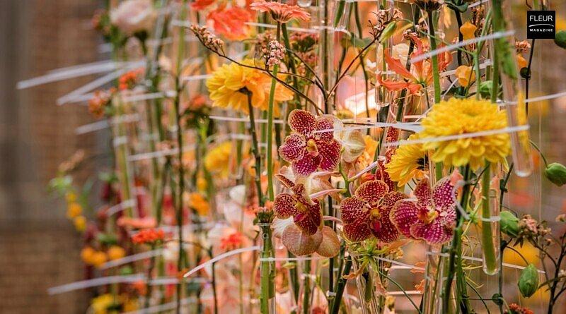 Fleur Créatif Magazine : Fleur Floral Fashion by Fleuramour