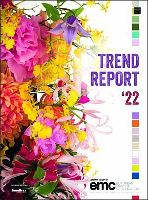 Fleur Créatif Magazine and EMC introduce the Trend Report 2022